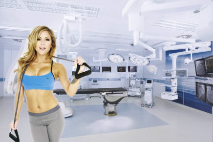 Как увеличить грудь — крем, операция или упражнения