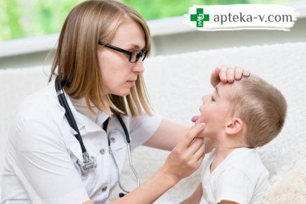 Что делать если у ребенка сильно болит горло, чем лечить в домашних условиях