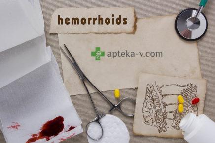 Геморрой — лечение в домашних условиях, симптомы, свечи, мазь, операция