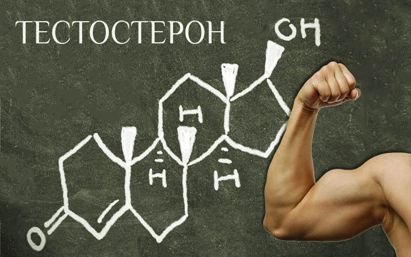 нарушения выработки тестостерона