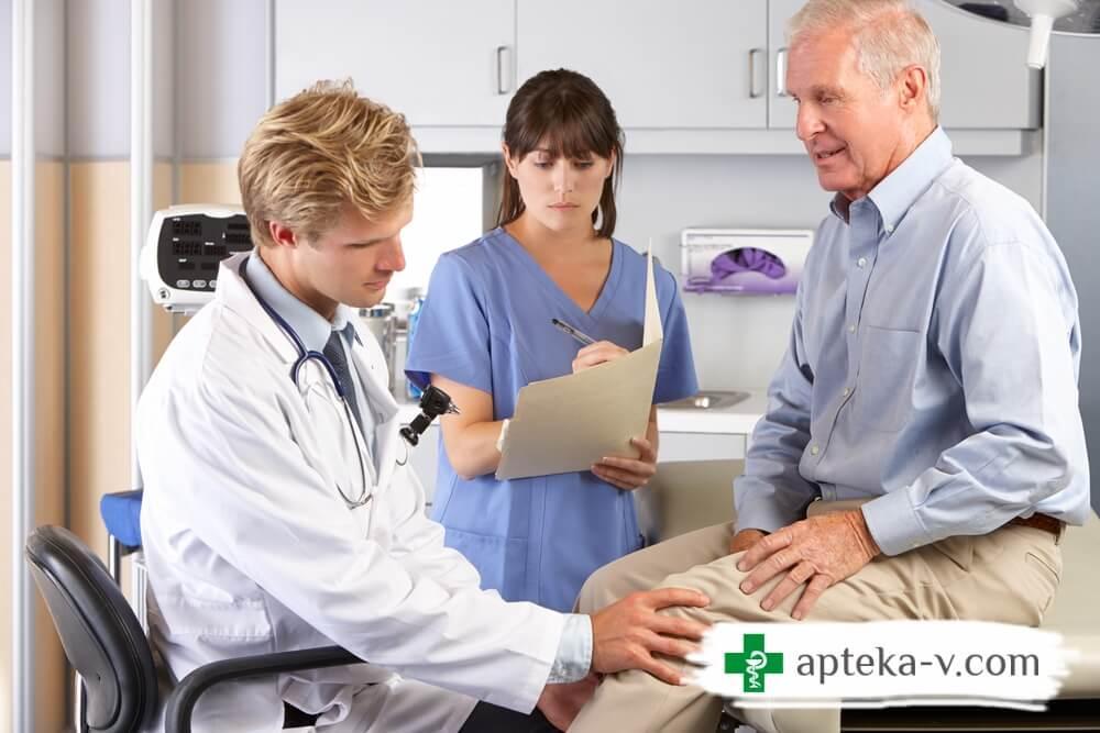 При болях в суставах к какому врачу опухло колено и болит