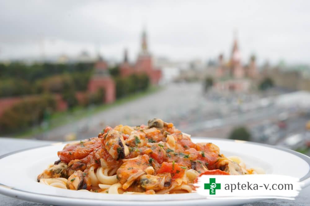 Кремлевская диета, полная таблица готовых блюд, результаты.