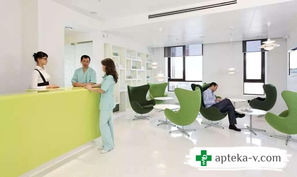 клиника, больница